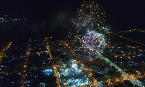 Bem vindo 2020 – Chapadão do Sul celebra a volta aos trilhos do desenvolvimento com obras e grandes investimentos.
