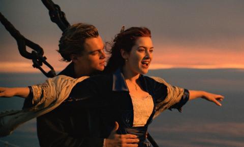 Titanic | James Cameron revela fala que Leonardo DiCaprio não queria dizer