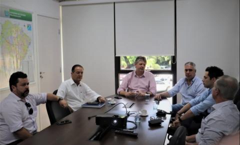 Obras na MS-306 vão gerar empregos e movimentar economia de Costa Rica, Cassilândia e Chapadão do Sul