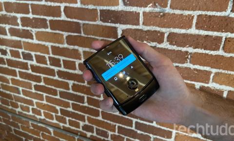 Motorola anuncia data de lançamento do Razr 2019, o sucessor do V3