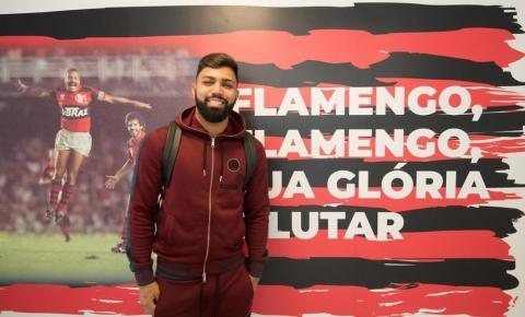 Gabigol e mais três reforços já estão regularizados na Ferj e podem jogar pelo Flamengo no Carioca