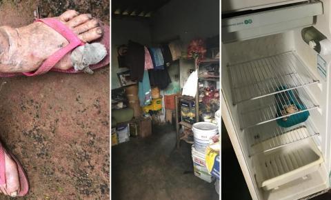 Polícia resgata duas idosas em situação degradante e prende duas pessoas por maus-tratos, em Anápolis