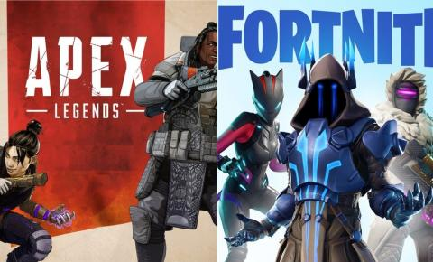 Apex Legends x Fortnite: veja comparativo entre os Battle Royales