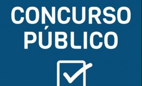 Concurso Municipal: Termina hoje, 03, prazo para postagem de títulos.