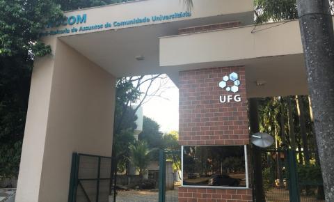 Estudantes da UFG podem pegar computador emprestado para estudar durante a pandemia