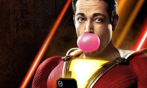 'Shazam!': Warner Bros. exibiu vinte primeiros minutos do filme