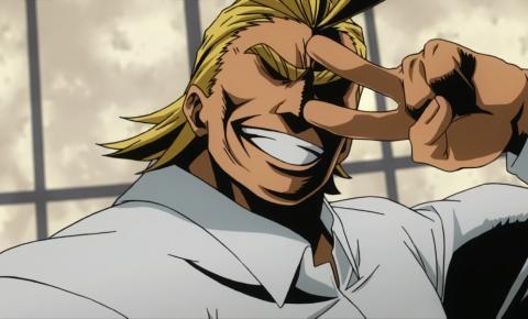 My Hero Academia | Filme do anime terá dublagem em português