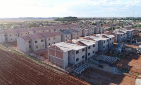 Sorteio das 96 unidades habitacionais de Chapadão do Sul será realizado pela internet