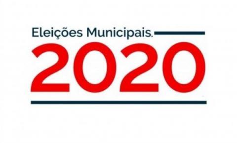 Eleições 2020 – Renovação no Legislativo contará com cinco novos vereadores
