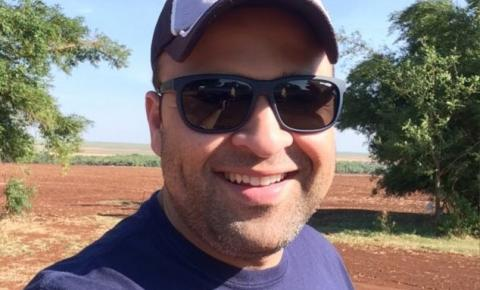 Nota de Pesar: Faleceu neste sábado Irio Ricardo morador de Chapadão do Sul