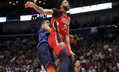 Crise nos Pelicans: Anthony Davis vai embora no meio do jogo, e gerente é demitido