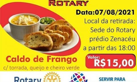 1° Noite de Caldos do Rotary de Chapadão do Céu