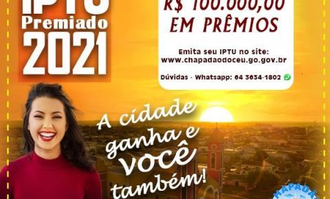 Campanha do IPTU 2021 tem início