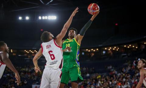 Pedreira! Brasil vai enfrentar Montenegro, Grécia e N. Zelândia na Copa do Mundo de basquete