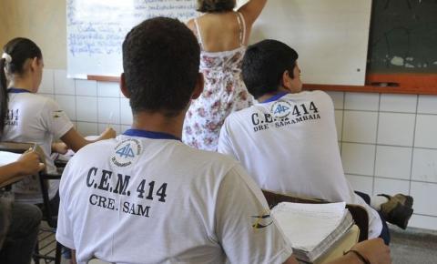 País mantém desde 2011 diferença de aprendizagem entre ricos e pobres