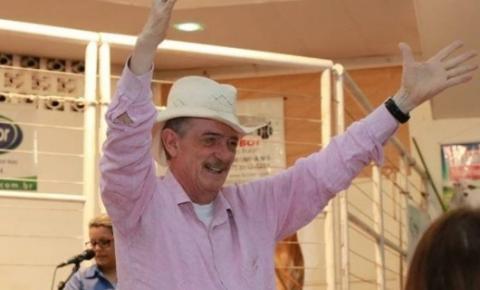 Dono da fazenda 3R, Rubens Catenacci morre em hospital