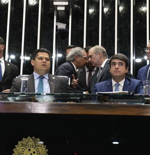 Senado conclui votação da reforma da Previdência; texto segue para promulgação
