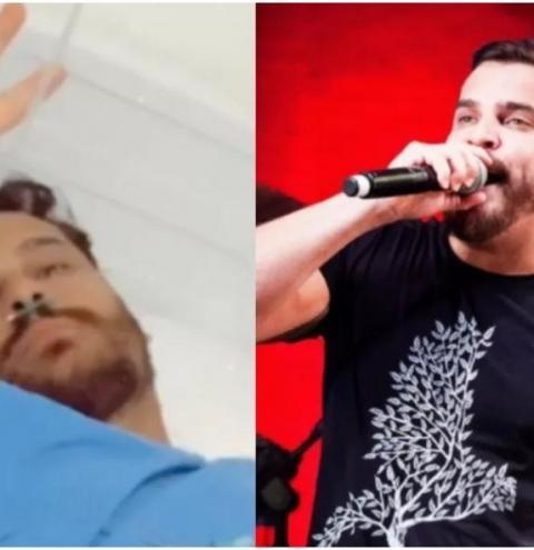 Novo boletim aponta piora clínica no quadro de Cauan, da dupla com Cleber, diz família